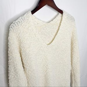 🦩Abercrombie & Fitch / Fluffy Popcorn Sweater
